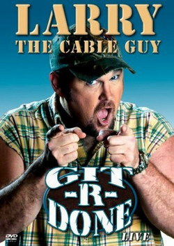 Санинспектор - Larry the Cable Guy: Health Inspector