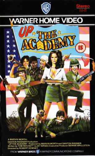 В жопу академию - Up the Academy