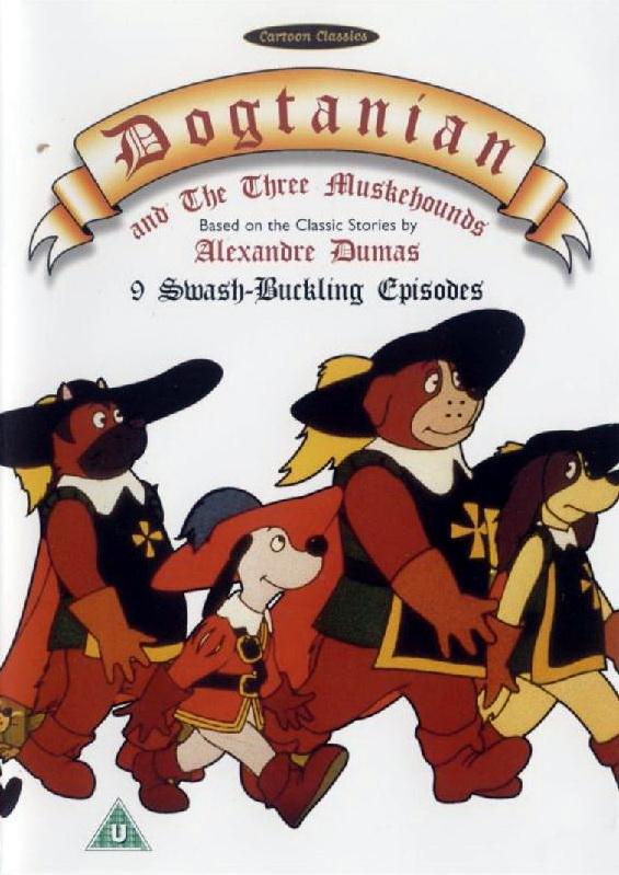 Догтаньян – Один за всех и все за одного - D'Artacan y los tres mosqueperros