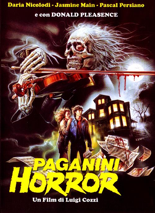 Ужас Паганини - Paganini Horror