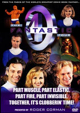 Фантастическая четвёрка - Fantastic Four