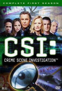 C.S.I. Место преступления Сезон 1 - CSI: Crime Scene Investigation Season I