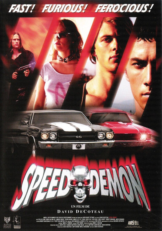 Форсаж: Демон Скорости - Speed Demon