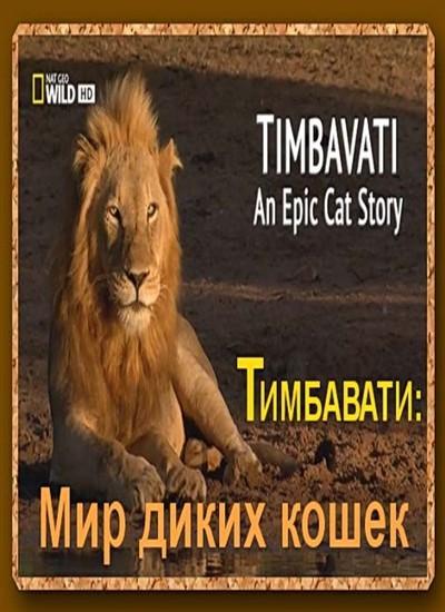 Nat Geo Wild: Тимбавати: Мир диких кошек - Timbavati- An Epic Cat Story