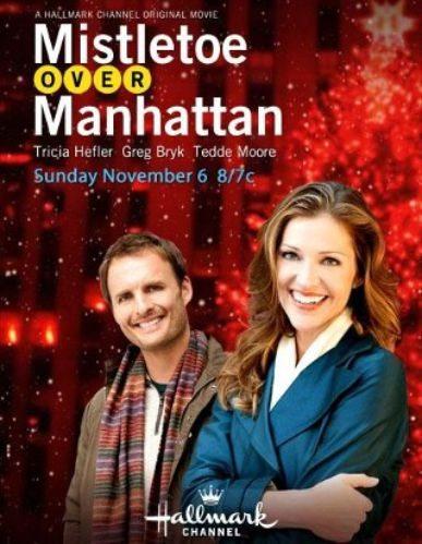 Рождество на Манхэттене - Mistletoe over Manhattan