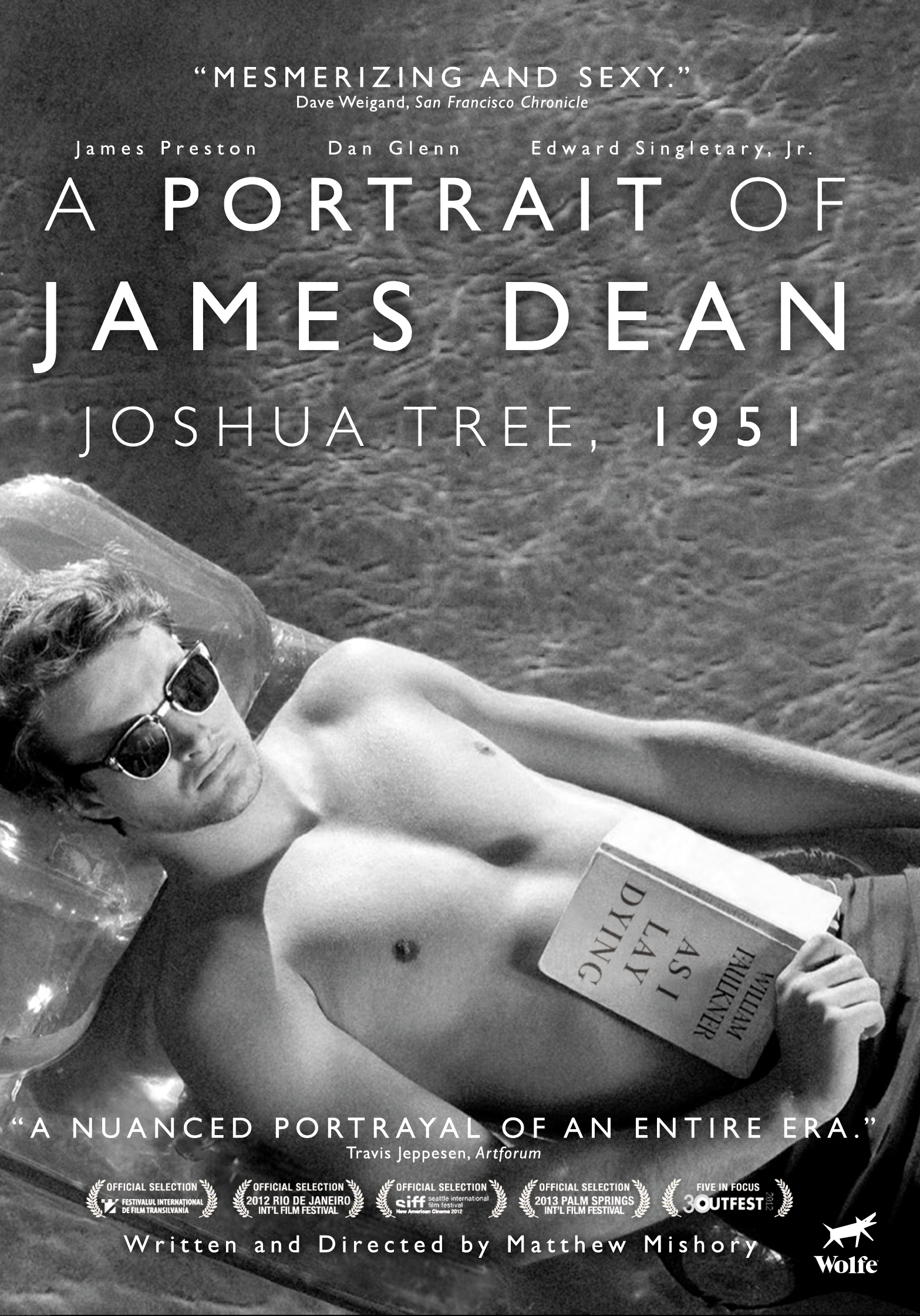 Дерево Джошуа, 1951: Портрет Джеймса Дина - Joshua Tree, 1951- A Portrait of James Dean