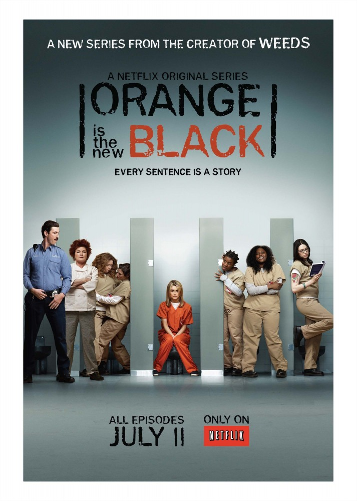 ��������� � ����� ������ - Orange Is the New Black