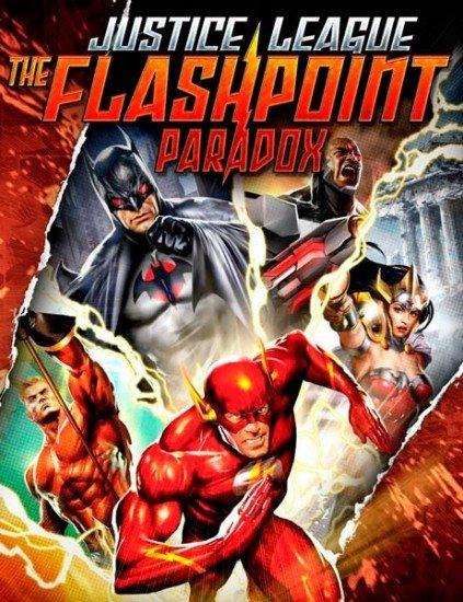 ���� ��������������: �������� ��������� ��������� - Justice League- The Flashpoint Paradox