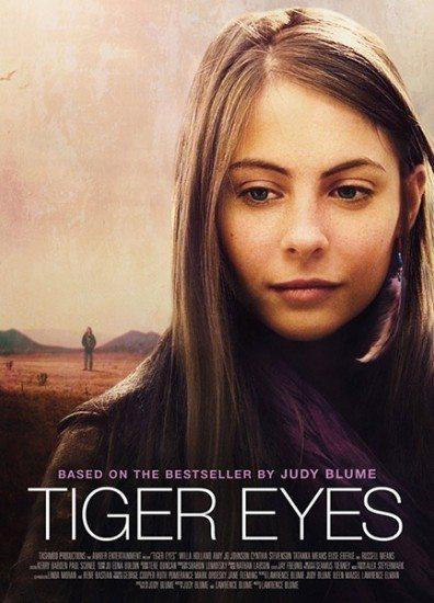 Тигровые глаза - Tiger Eyes