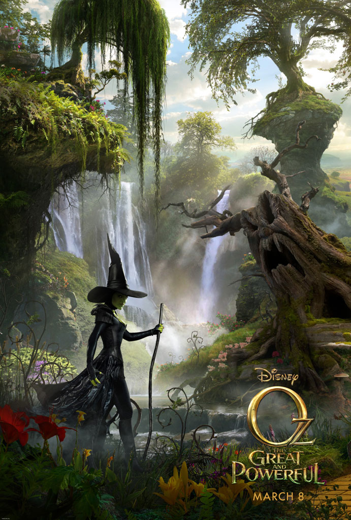 ��: ������� � �������: �������������� ��������� - Oz the Great and Powerful- Bonuces