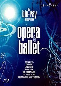 Избранные моменты оперных и балетных спектаклей - The Blu-Ray Experience- Opera & Ballet Highlights
