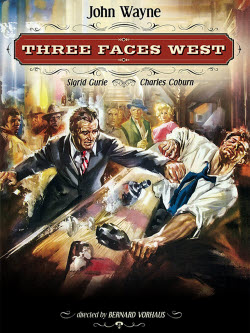 Обращение на запад - Three Faces West