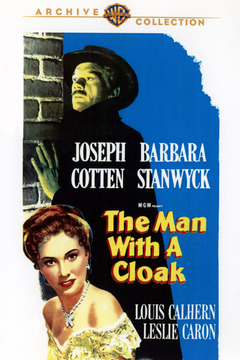 ������� � ����� - The Man with a Cloak
