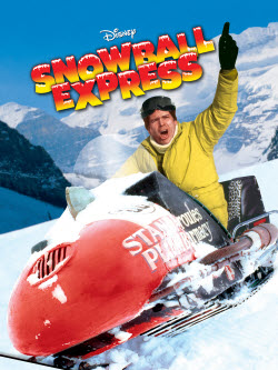 Экспресс снежок - Snowball Express