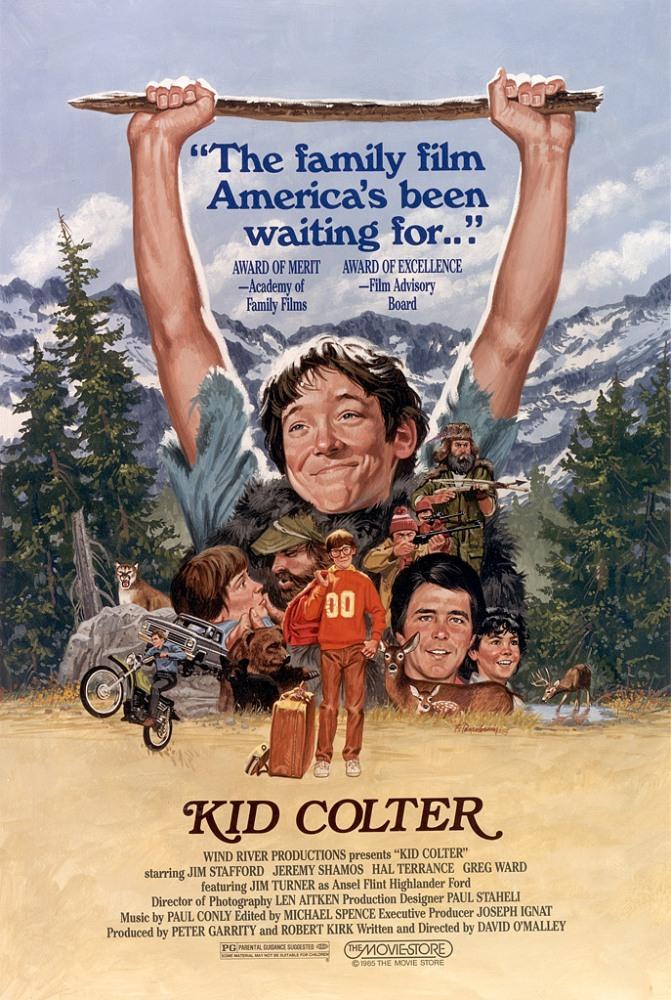 Малыш Колтер - Kid Colter