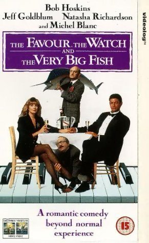 Услуга, часы и очень большая рыба - The favour, the Watch and the Very Big Fish