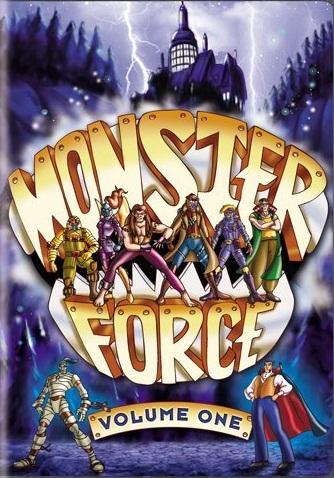 Чудовищная сила - Monster Force