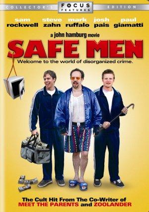 Медвежатники - Safe Men