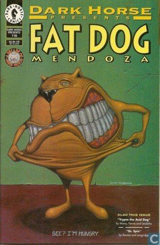 Жирный пёс Мендоза - Fat Dog Mendoza