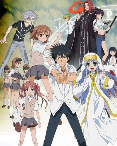 ������ ���������� - Toaru Majutsu no Index