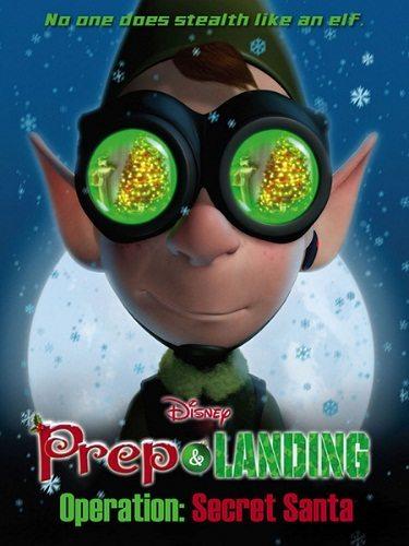 Секретная служба Санты: Подарок на Рождество - Prep & Landing Stocking Stuffer- Operation- Secret Santa