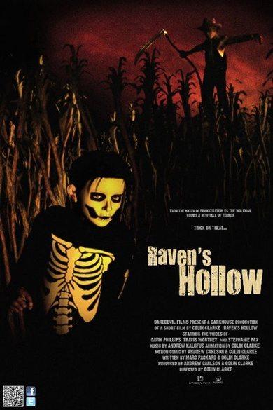 Пугало - Raven's Hollow