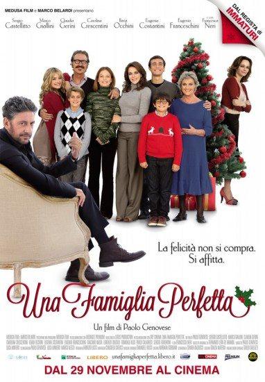 Идеальная семья - Una famiglia perfetta