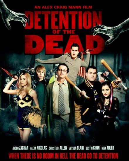 Задержание Мертвых - Detention of the Dead