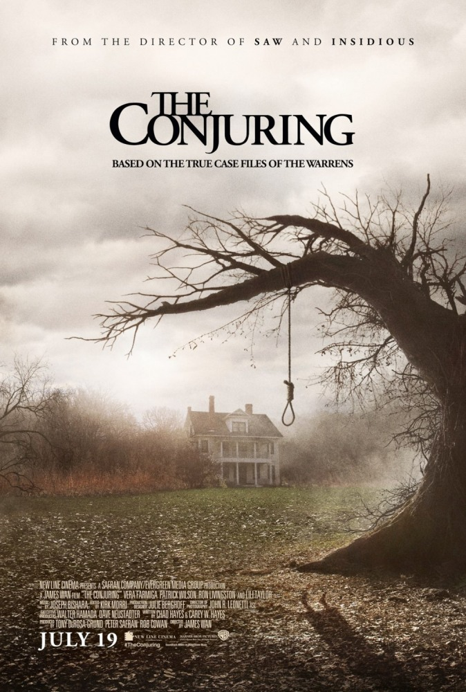 Заклятие - The Conjuring