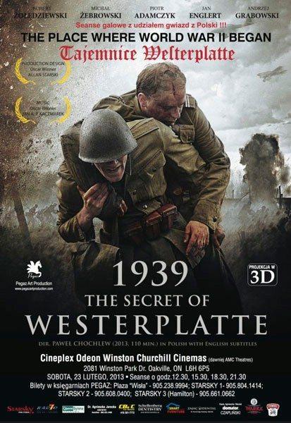 Тайна Вестерплатте - Tajemnica Westerplatte