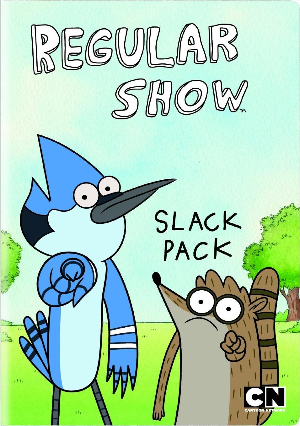Обычное Шоу - Regular Show
