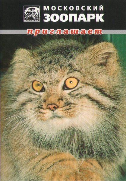 Московский зоопарк приглашает