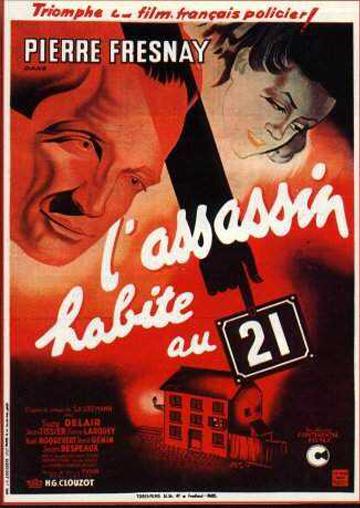 Убийца живет в доме... №21 - L'assassin habite... au 21