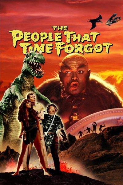 ����, ������� �������� - The people that time forgot