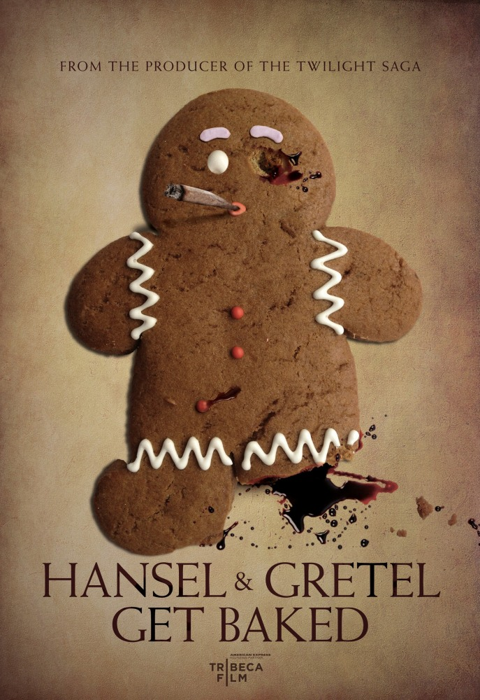Темный лес: Ганс, Грета и 420-я ведьма - Hansel & Gretel Get Baked