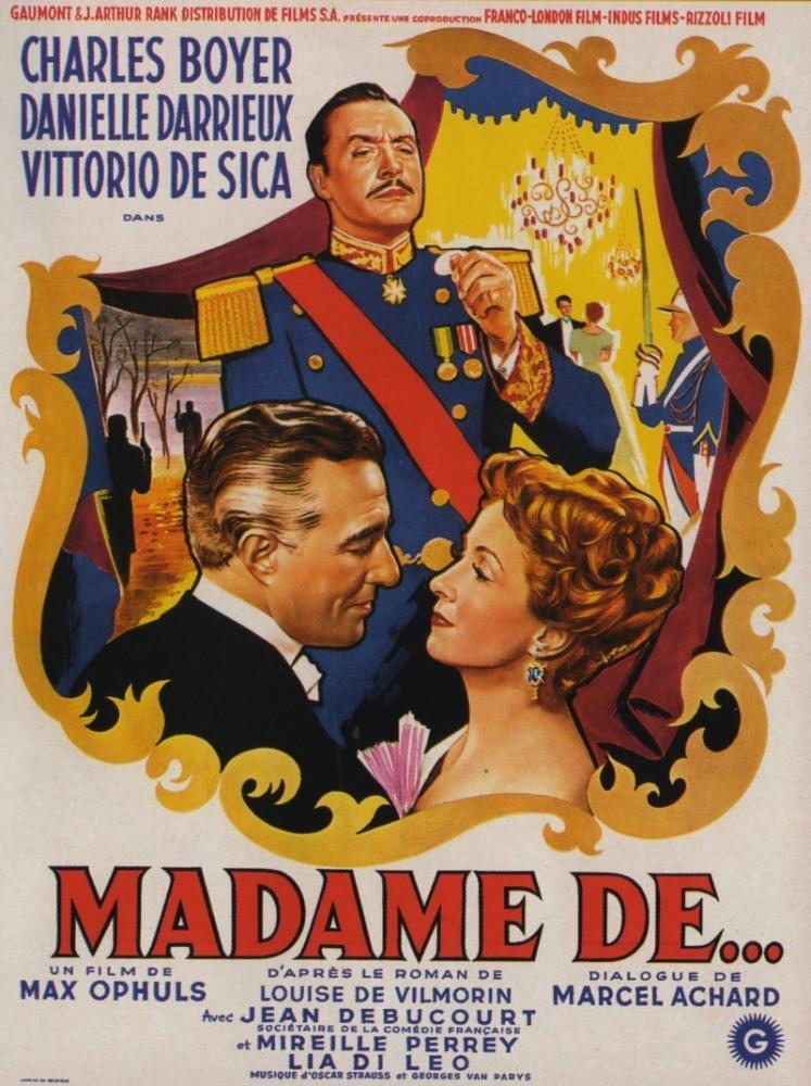 Мадам де… - Madame de...