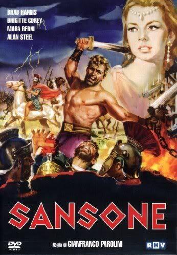 Подвиги Геракла: Схватка титанов - Samson Contre Hercule