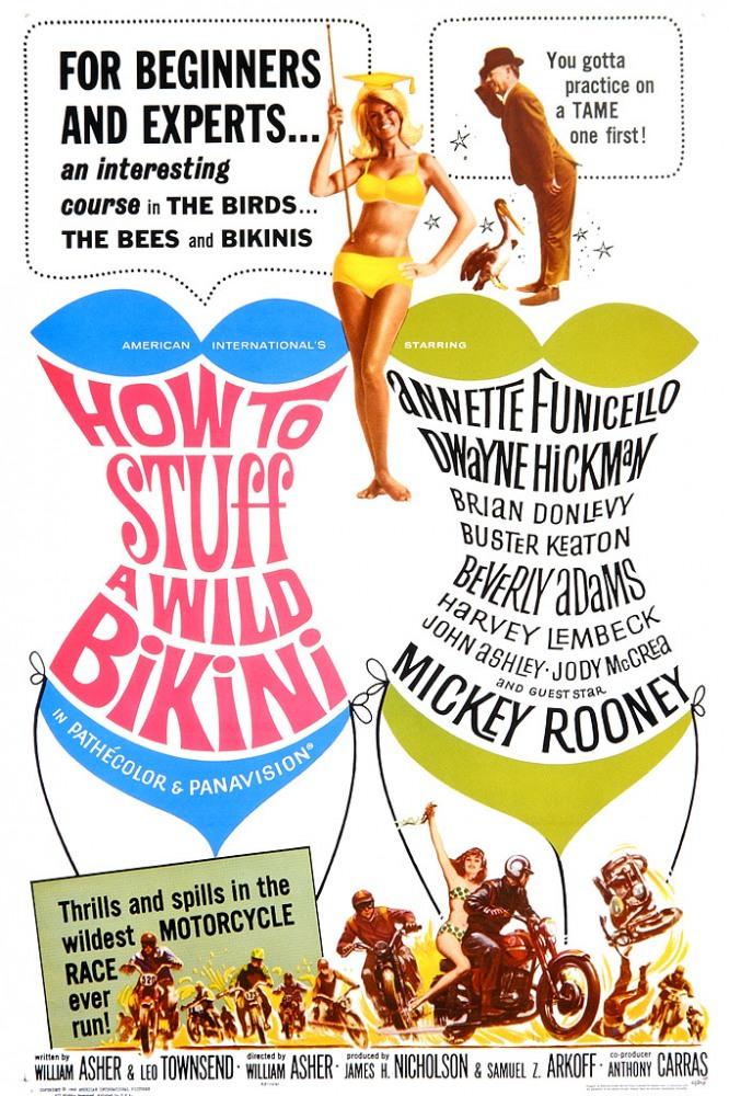 Как справиться с диким бикини - How to Stuff a Wild Bikini