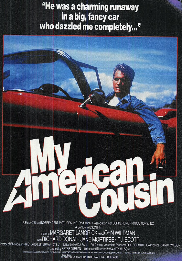 ��� ������������ ����� - My American Cousin