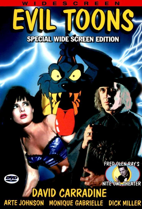 Злые мультяшки - Evil Toons