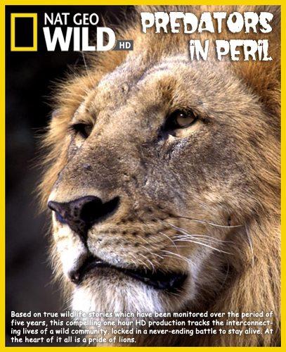 Большие битвы больших зверей - Predators in Peril