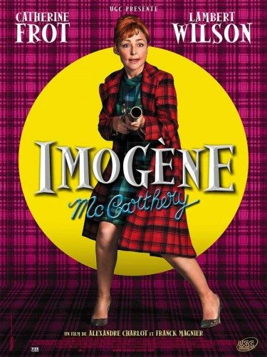 Имоджен Маккартери - Imogene McCarthery