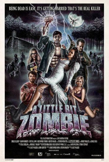 ������� ����� - A Little Bit Zombie
