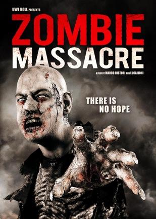 Резня зомби - Zombie Massacre