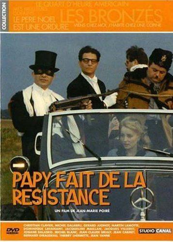 Дедуля борется в Сопротивлении - Papy Fait De La Resistance