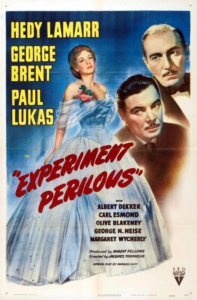 Рискованный эксперимент - Experiment Perilous