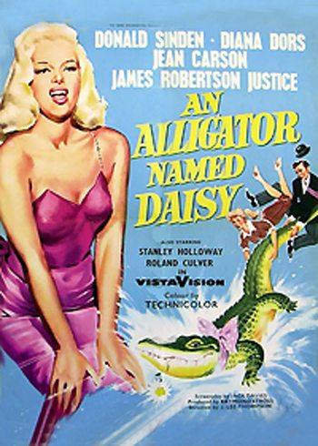 Аллигатор по имени Дэйзи - An Alligator Named Daisy