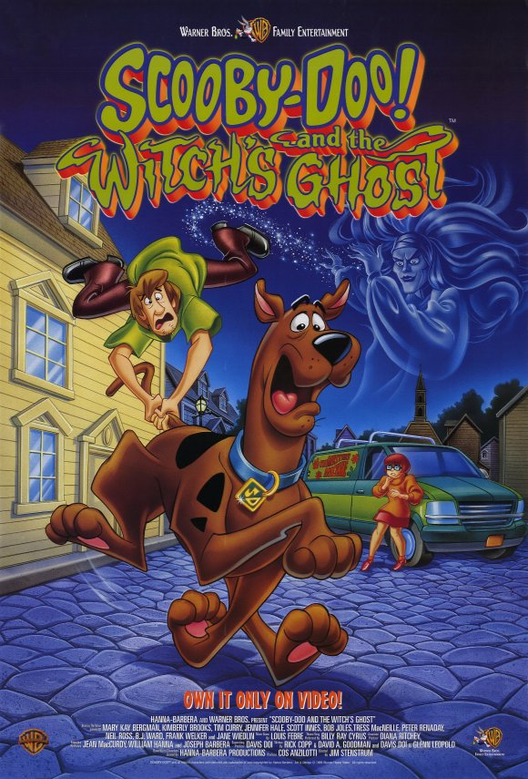 �����-�� � ������� ������ - Scooby-Doo and the Witch's Ghost