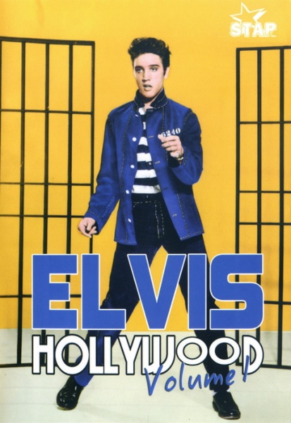 Elvis Presley - Hollywood Elvis Vol.1-4