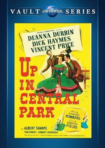 В центральном парке - Up In Central Park